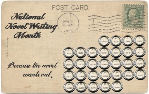 nano-postcard